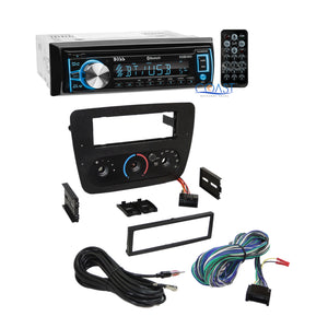 Boss Car Radio Stereo + Dash Kit Harness for 2000-07 Ford Taurus Mercury Sable