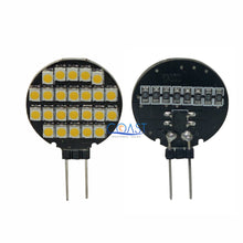 Load image into Gallery viewer, Ultra Bright 24 SMD 3528 Bi-Pin High Power LED Marine Light Bulbs G4 - 10 Pcs