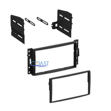 Load image into Gallery viewer, Car Stereo Radio Double Din Dash Kit for 2005-2010 Chevry Pontiac Saturn Hummer