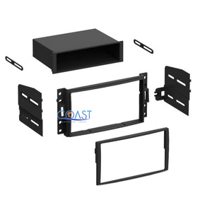 Car Stereo Dash Kit Harness Antenna for 2005-up Chevry Pontiac Saturn Hummer