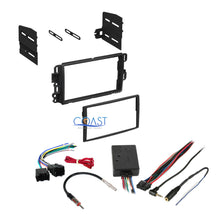 Load image into Gallery viewer, Car Stereo Dash Kit Harness Steering Wheel Control for Buick Chevy GMC Saturn