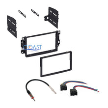 Load image into Gallery viewer, Single Double DIN Stereo Dash Kit Harness Antenna for 2007-2011 Chevrolet Aveo
