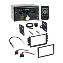 Load image into Gallery viewer, Pioneer Bluetooth Car Stereo + Dash Kit Wire Harness for 2007-11 Chevrolet Aveo