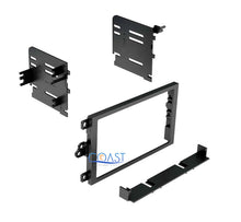 Load image into Gallery viewer, Single DIN Stereo Dash Kit + Antenna + Harness for 1990-2012 Cadillac Buick