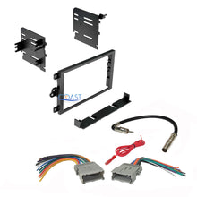 Load image into Gallery viewer, Car Stereo Double Din Dash Kit Harness Antenna for 1992-up Chevy GMC Pontiac