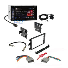 Load image into Gallery viewer, Pioneer Radio Stereo Double Din Dash Kit Harness for 1992-up Chevy GMC Pontiac