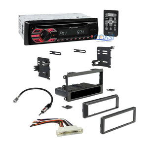 Pioneer Car Radio Stereo Dash Kit for 2000-05 Buick LeSabre Pontiac Bonneville