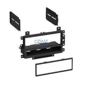 Single Din Car Radio Stereo Dash Kit Harness for 1995-1997 Geo Metro Tracker