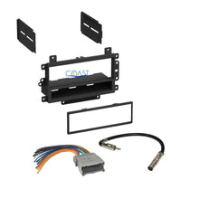 Load image into Gallery viewer, Car Stereo Dash Kit Harness Ant for 2000-2004 Chevy Tracker Suzuki Grand Vitara