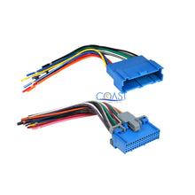 Load image into Gallery viewer, Stereo Radio Wire Harness Combo for select 1994-2005 Buick Cadillac Oldsmobile