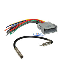 Load image into Gallery viewer, Radio Stereo Wire Harness Antenna for 1998-2012 Buick Chevy Huyndai Saturn Kia