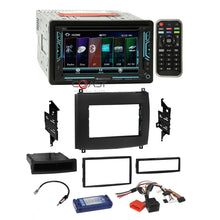 Load image into Gallery viewer, Soundstream DVD Sirius Stereo Dash Kit OnStar Harness for 03+ Cadillac CTS SRX