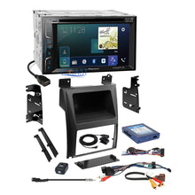 Load image into Gallery viewer, Pioneer Carplay Sirius Stereo Dash Kit Bose Harness for 07-14 Cadillac Escalade