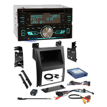 Load image into Gallery viewer, Kenwood CD USB Sirius Stereo Dash Kit Bose Harness for 2007+ Cadillac Escalade
