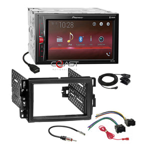Pioneer 2018 USB AUX BT Stereo Dash Kit Harness for GM Buick ... on gmc steering column, gmc transmission, gmc tires, gmc wheels, gmc motor, gmc transfer case, gmc door handle, 2013 chevrolet headlight harness, gmc starter, gmc speed sensor, gmc license plate bracket, gmc fuel lines, gmc transformer, gmc headlights, gmc control module, gmc neutral safety switch,