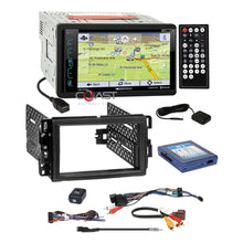 Load image into Gallery viewer, Soundstream GPS Bluetooth Stereo Dash Kit Amp Harness for GM Chevrolet Pontiac