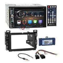 Load image into Gallery viewer, Soundstream DVD USB Android Dash kit Amp Harness for 2006+ Chevy Pontiac Saturn