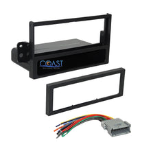 Load image into Gallery viewer, Car Radio Stereo Dash Kit Wire Harness for 2000-2004 Saturn Ion Vue L S Series