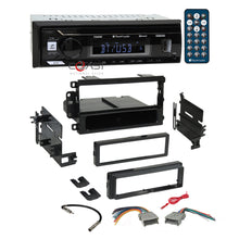 Load image into Gallery viewer, Planet Audio USB Bluetooth Stereo Dash Kit Harness for 1992+ Chevy GMC Pontiac