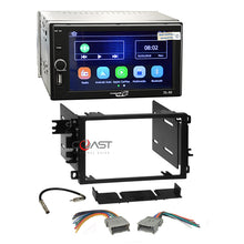 Load image into Gallery viewer, Concept USB Bluetooth Carplay Stereo Dash Kit Harness for 92+ Chevy GMC Pontiac