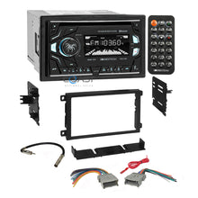 Load image into Gallery viewer, Soundstream 2018 CD Bluetooth Stereo Dash Kit Harness for 92+ Chevy GMC Pontiac