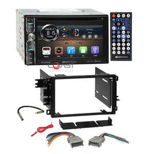 Soundstream DVD USB Android Stereo Dash Kit Harness for 1992+ Chevy GMC Pontiac