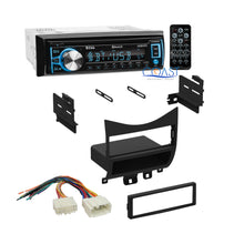 Load image into Gallery viewer, Boss Bluetooth Car Stereo + Single Din Dash Kit Harness for 03-07 Honda Accord