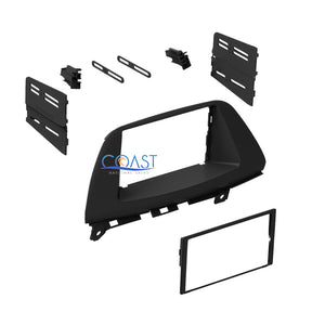 Single Double DIN Car Stereo Dash Kit with Harness for 2005-2007 Honda Odyssey