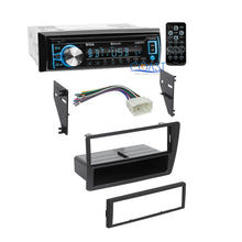 Load image into Gallery viewer, Boss Radio Stereo + Single DIN Dash Kit Wire Harness for 2001-2005 Honda Civic