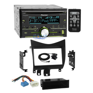 Pioneer CD USB Sirius Bluetooth Stereo Dash Kit Harness 2003-2007 Honda Accord