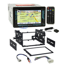 Load image into Gallery viewer, Soundstream DVD GPS Bluetooth Stereo Dash Kit Wire Harness for 1998-up Honda