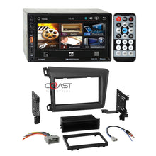 Load image into Gallery viewer, Power Acoustik PhoneLink Bluetooth Stereo Dash Kit Harness for 2012 Honda Civic