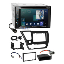 Load image into Gallery viewer, Pioneer Bluetooth Sirius AppRadio Stereo Dash Kit Harness for 13-15 honda Civic