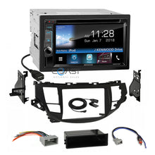Load image into Gallery viewer, Kenwood Sirius Waze Weblink Stereo Dash Kit Harness for Honda Accord Crosstour