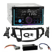 Load image into Gallery viewer, JVC Sirius Bluetooth Stereo Dash Kit Harness for 08-12 Honda Accord Crosstour