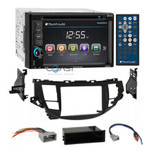 Load image into Gallery viewer, Planet Audio DVD USB Stereo Dash Kit Harness for 2008-12 Honda Accord Crosstour