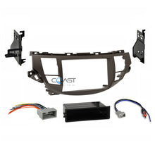 Load image into Gallery viewer, Car Stereo Taupe Dash Kit Harness for 2008-12 Honda Accord Crosstour w OEM Nav