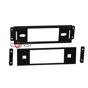Car Radio Single Din Install Dash Kit for Select 1990-94 Hyundai Mitsubishi