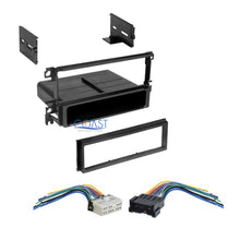 Load image into Gallery viewer, Car Radio Stereo Single DIN Dash Kit Wire Harness Combo for 2001-2008 Hyundai