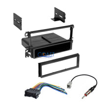 Load image into Gallery viewer, Car Radio Stereo Single DIN Dash Kit Wire Harness Antenna for 2001-2008 Hyundai