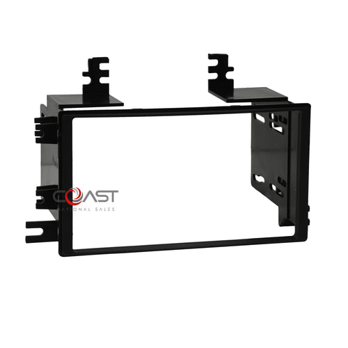 Car Radio Stereo Double Din Dash Kit Trim Panel for 2005-2011 Hyundai Kia