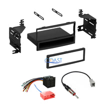 Load image into Gallery viewer, Single DIN Car Radio Stereo Dash Kit Harness Antenna for 2010-11 Hyundai Kia