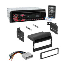 Load image into Gallery viewer, Pioneer Single DIN Radio Stereo Dash Kit Harness for 2006-2008 Hyundai Sonata