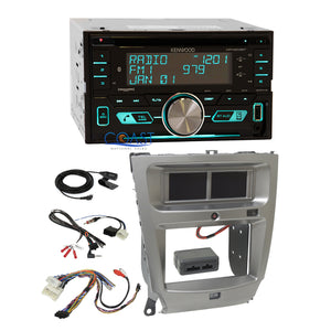 Kenwood CD Sirius Bluetooth Stereo Dash Kit Harness for 06-13 Lexus IS250 IS350
