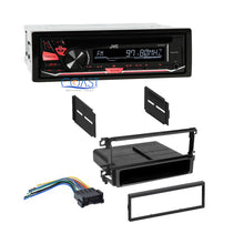 Load image into Gallery viewer, JVC Single DIN Car Radio Stereo Dash Kit Wire Harness for 2001-2008 Hyundai
