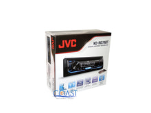 Load image into Gallery viewer, JVC Radio Double Din Bluetooth Dash Kit Harness For 07-13 Toyota Tundra Sequoia