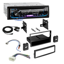 Load image into Gallery viewer, JVC Stereo SiriusXM Bluetooth 1 Din Dash Kit Harness For 2006-08 Honda Pilot EX