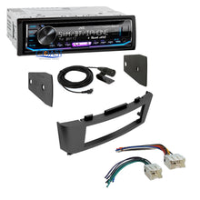 Load image into Gallery viewer, JVC Radio SiriusXM Bluetooth 1 Din Dash Kit Harness For 2002-2006 Nissan Sentra