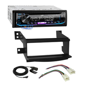 JVC Car Radio SiriusXM Bluetooth Dash Kit Harness For 2005-2010 Toyota Avalon