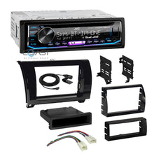 Load image into Gallery viewer, JVC Stereo SiriusXM Bluetooth Dash Kit Harness For 07-13 Toyota Tundra Sequoia